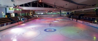 Ice Rink Courchevel